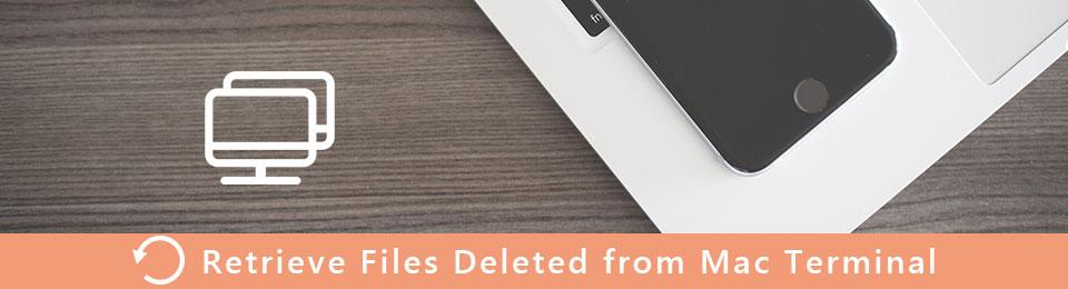 récupérer les fichiers supprimés du terminal mac