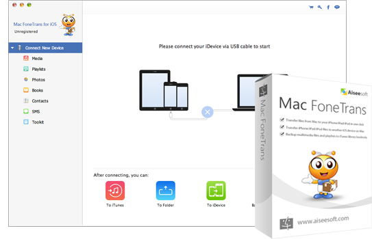 mac ios transfer