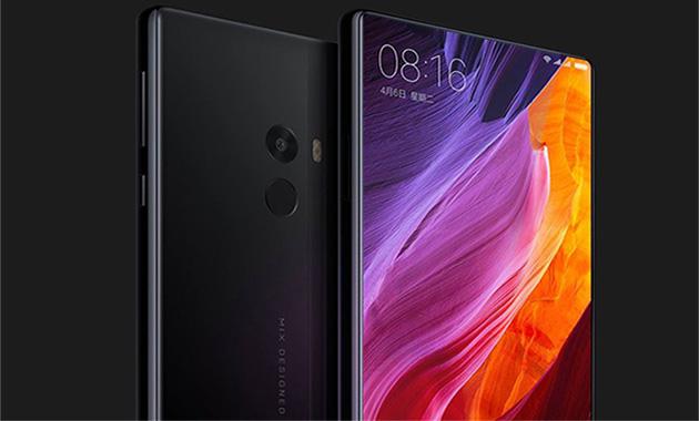 Xiaomi Mi Mix telefon