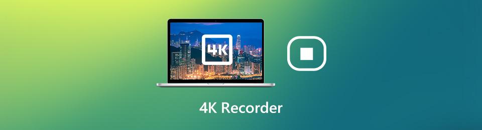 4K記錄儀免費下載–捕獲高質量屏幕視頻的6種最佳方法