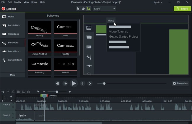 Best Alternative to Camtasia Studio 8 You Should Not Miss in 2020