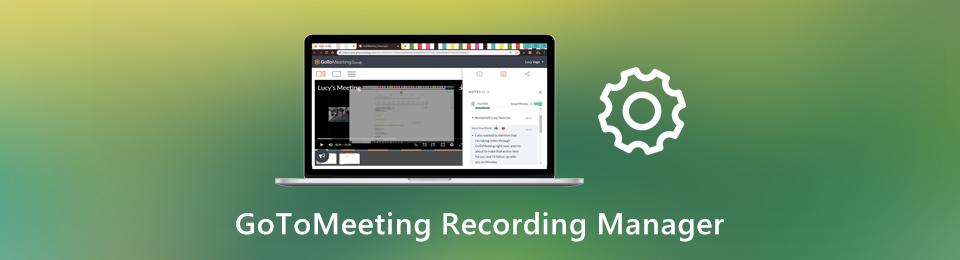 如何錄製GoToMeeting會話並將G2M轉換為MP4