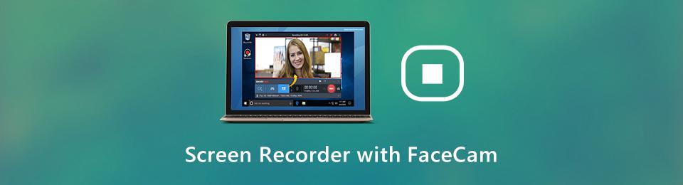 3個帶有Facecam的屏幕錄像機,可在Windows / Mac上捕獲屏幕