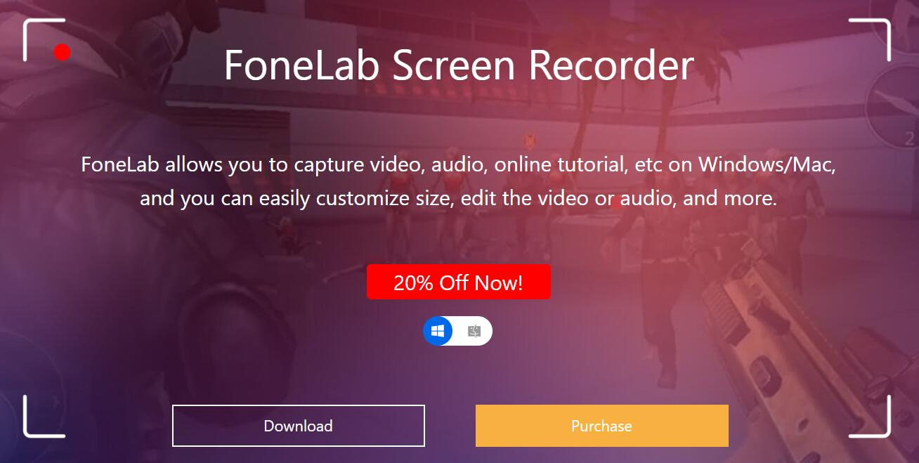 fonelab recorder official site