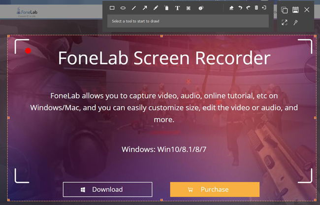 fonelab screenshot