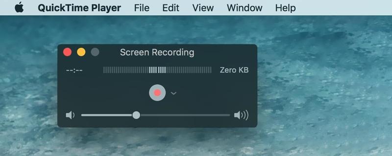 Mac上的免費gif記錄器
