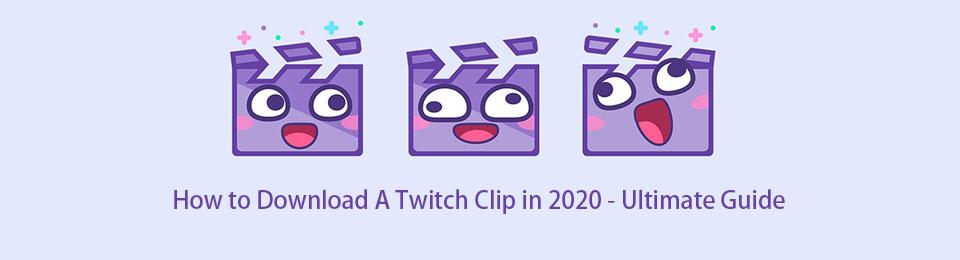 So laden Sie einen Twitch-Clip im Jahr 2021 herunter - Ultimate Guide