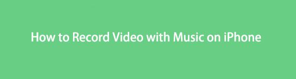 So spielen Sie Musik ab und nehmen Videos auf dem iPhone auf | 2021 Ultimate Guide