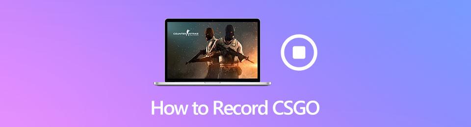 如何在Windows和Mac計算機上錄製CSGO遊戲玩法而不會出現延遲