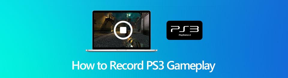 如何使用筆記本電腦記錄PS3遊戲玩法(無捕獲卡)