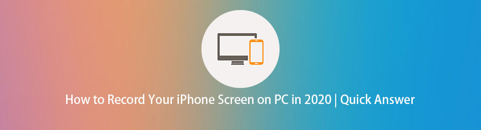 How to Record Your iPhone Screen on PC in 2021 | Quick Answer