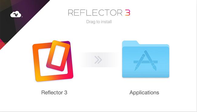 instalar reflector