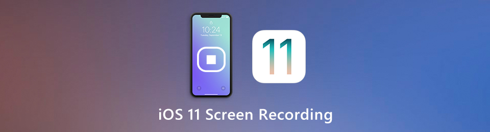 2 Ways to Screen Record iPhone Video with Sound on iOS 11/12/13