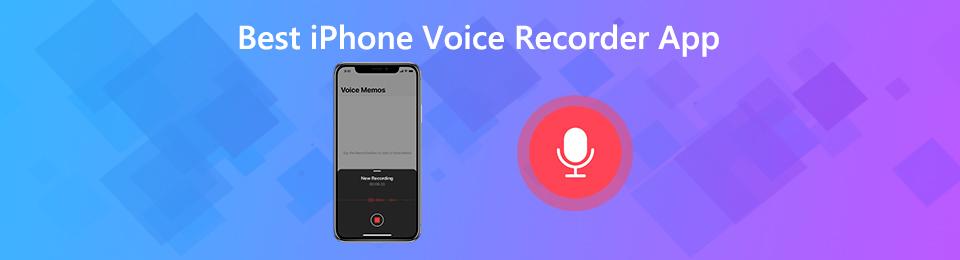 適用於iPhone的5個最佳錄音機應用程序