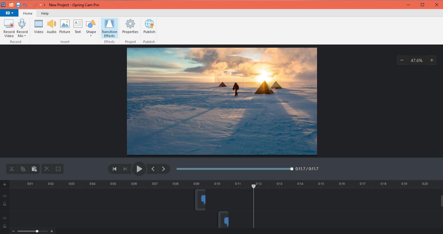 Videos bearbeiten