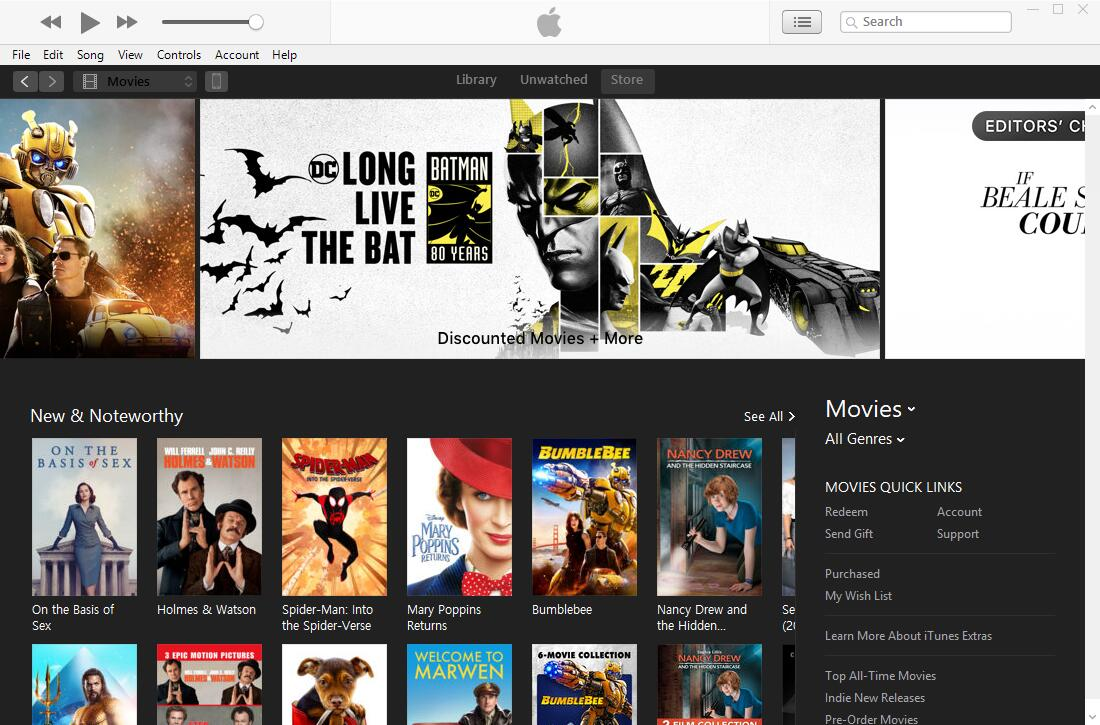 Solved] How Can I Record Lossless iTunes DRM Protected Movies