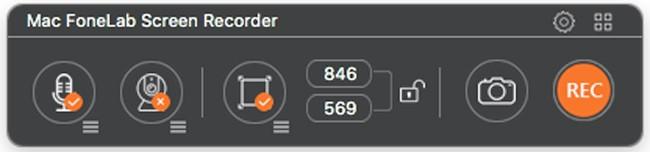 lancere mac skærmoptager