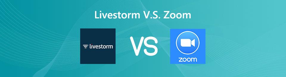 Livestorm VS Zoom, Was sind die Unterschiede zwischen Webinar-Programmen?