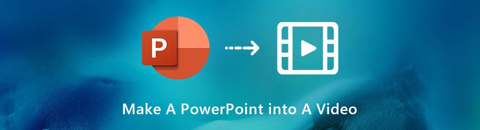 How to Make a PowerPoint into a Video on Windows/Mac (All Versions)