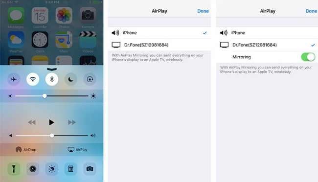 Tutorial for AirServer – How to Mirror and Record iPhone on PC