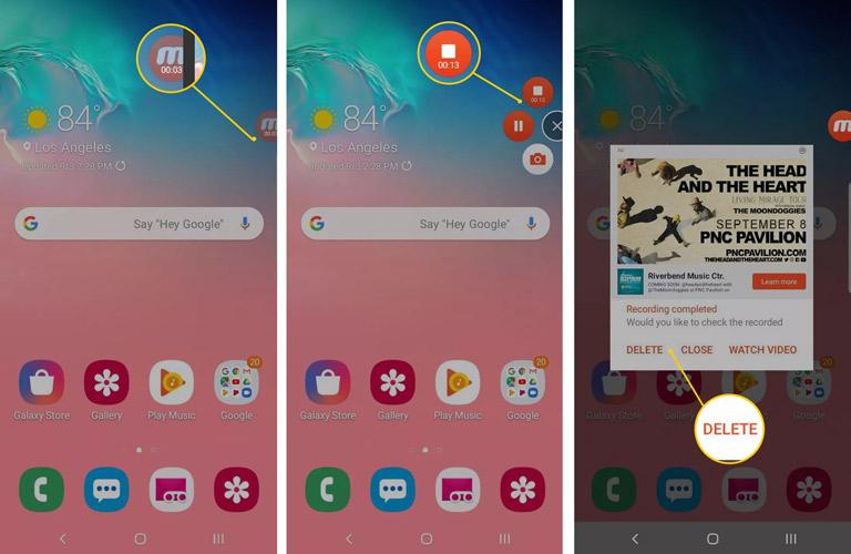 Mobizen Samsung Screen Recorder