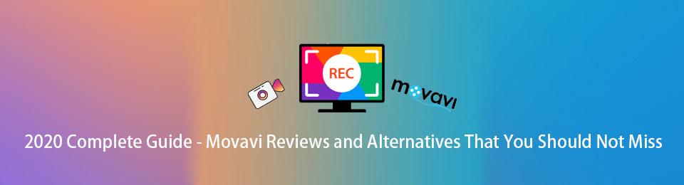 2020 Complete Guide - Movavi Screen Recorder Testberichte und Alternativen
