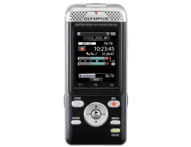 olympus dm recorder