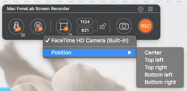przygotuj się do nagrywania z kamery internetowej