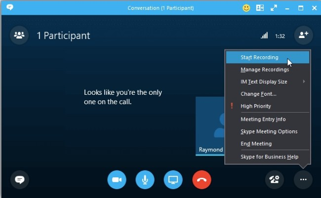 record call in skype