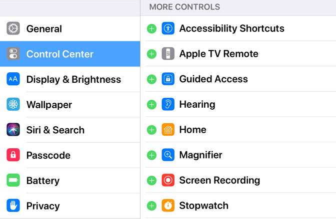 How to Record Gameplay on iPad screen recording
