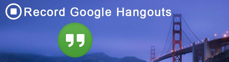 készítsen google hangoutokat