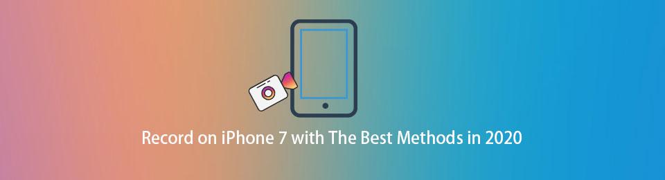 Rekord auf iPhone 7 mit den besten Methoden im Jahr 2021