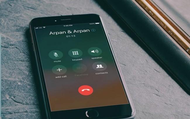 grabar llamada telefónica en iphone sin aplicación