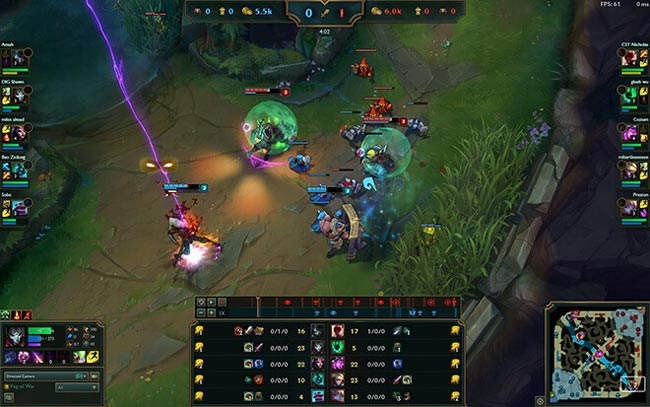5 Best Methods to Record League of Legends Gameplay of 2019