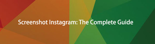 Capture d'écran Instagram: le guide complet - 2021 mis à jour