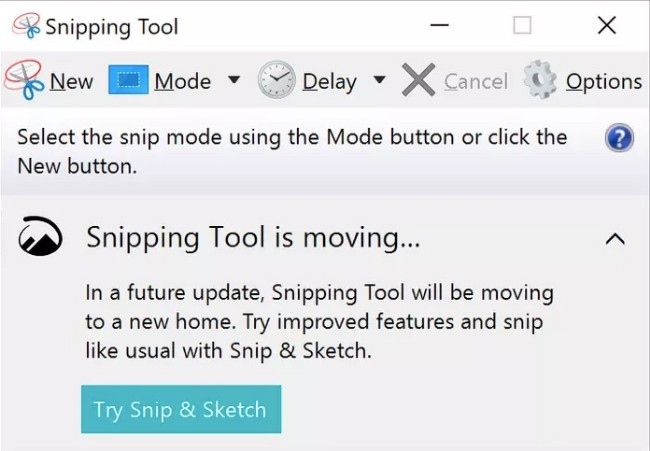 snipping tool download dell