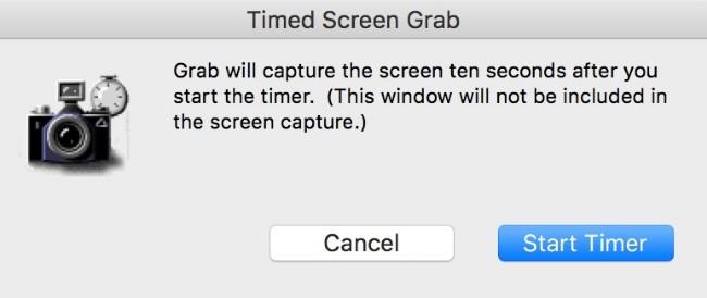 screenshot på mac med fat