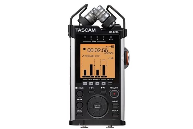 tascam dr錄音機