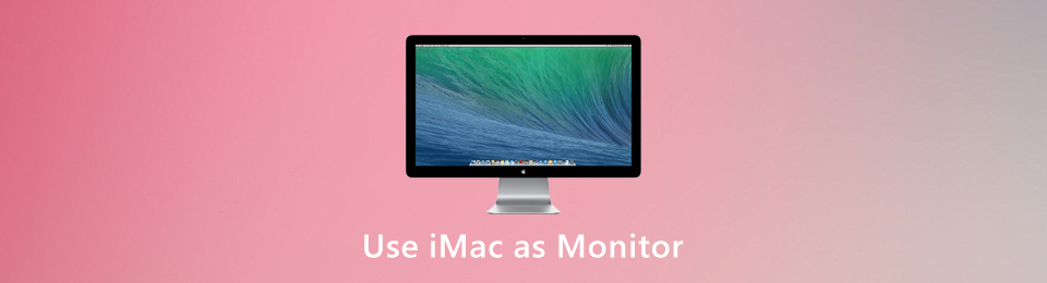 How to Use iMac As Monitor