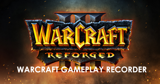 Warcraft Gameplay Recorder