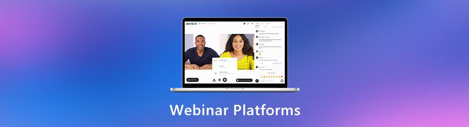 3 besten Webinar-Plattformen für Ihre Geschäftspräsentationen [2021 aktualisiert]