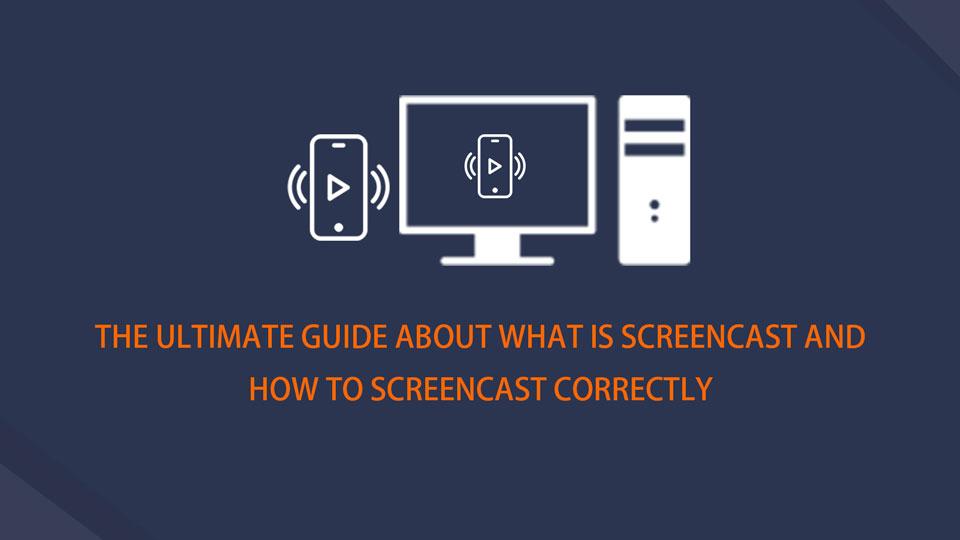 關於什麼是截屏視頻以及如何正確截屏的終極指南