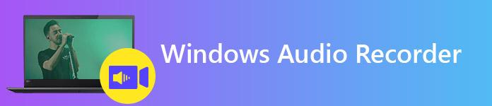 Windows audio felvevő