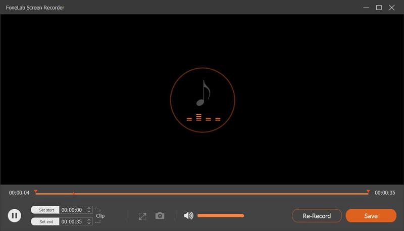 YouTube-Klingeltonaufnahme