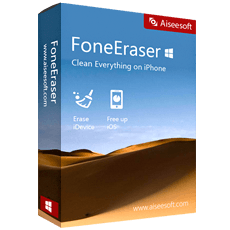 FoneEraser per iOS