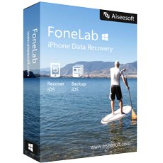 FoneLab iPhone Data Recovery