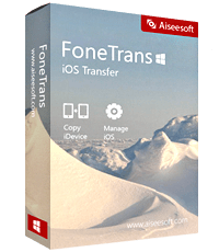 Mac FoneTrans per iOS