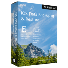 Backup e ripristino dati iOS