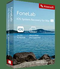 mac FoneLab iOS rendszer helyreállítása