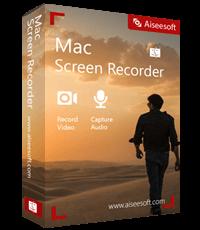 Mac FoneLab Ekran Kaydedici